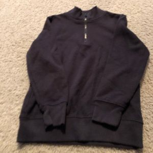 😍GUC 3/4 zip Pullover size 5/6